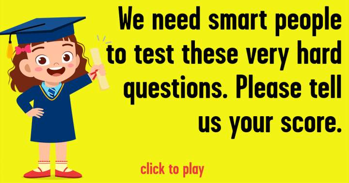 HARD Test Questions