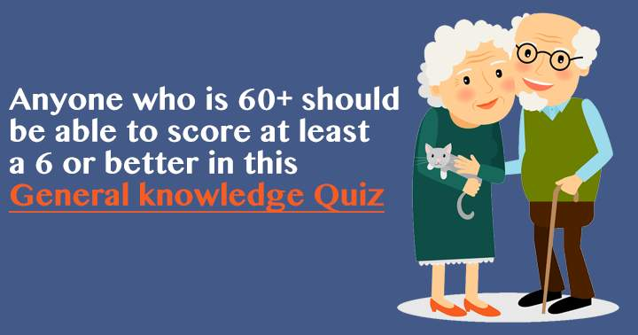 Share your result to show the elderly are winners!