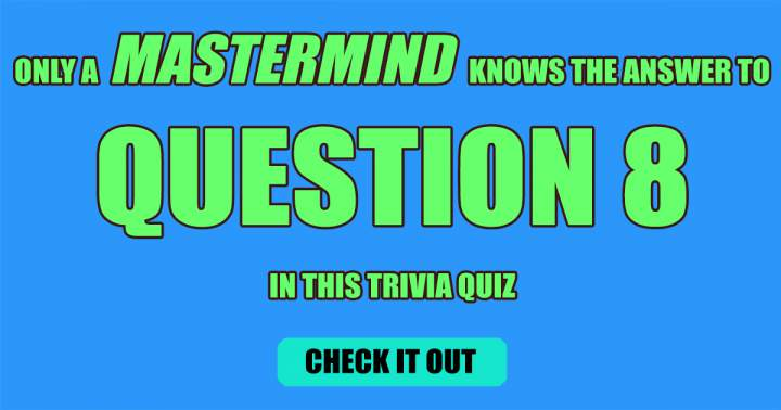 Are you a Mastermind?